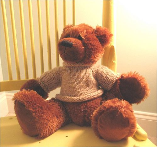 Patterns For Knit Fabrics : 17 Best images about Ellys teddy bear patterns on Pinterest Free pattern, K...