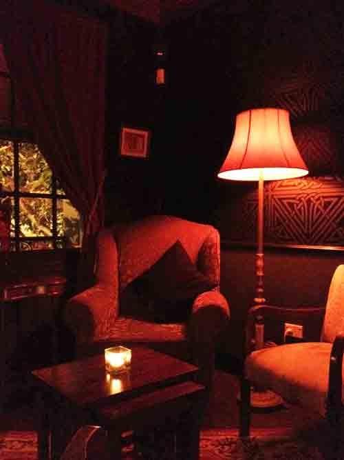 The Hazy Rose - cool Sydney small bar - Stanley St Darlinghurst