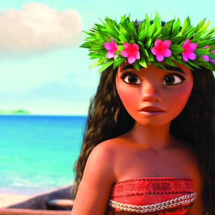Découvre Vaiana, la reine des océans !