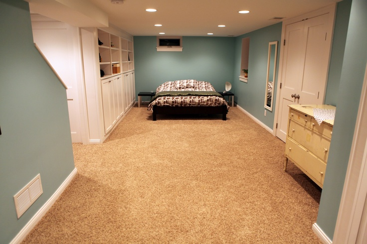 17 best images about castle 39 s basement remodels on for Basement bedroom