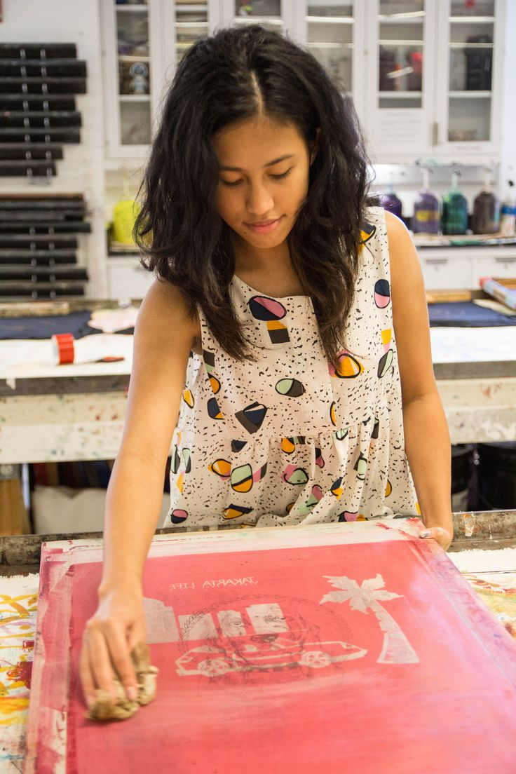 17 Best Images About Screenprinting On Pinterest Behance