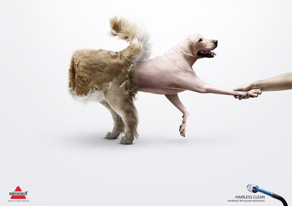 An awesome ad from http://www.behance.net/Supparat