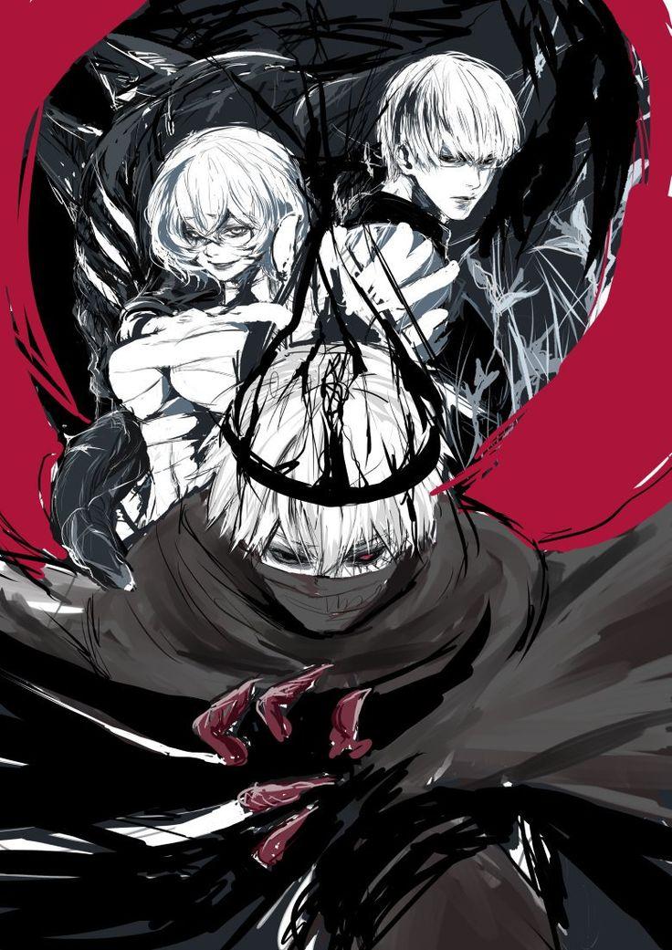 Tokyo Ghoul:re | Kaneki, Eto, Arima