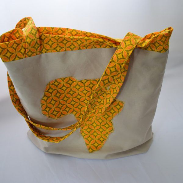 Pockets of Beauty - Shweshwe Africa handbag