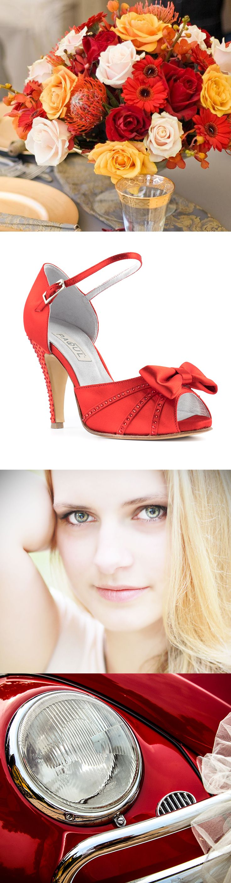 Emanuela, 25 anni, testimone di nozze, ha scelto la scarpa rossa ( 921_100I) della nuova linea Constellations. ----- Emanuela, 25 years old, maid of honor, chose the red shoe (921_100I) from the new Constellations line. ----- #Paoul #matrimonio #wedding #scarpedasposa #weddingshoes #sposa #bride #bridalshoes #bridal #nozze