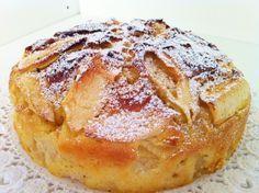 Torta de manzana tradicional. Descubre nuestra receta.