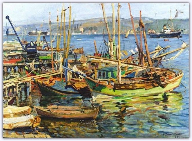 Hikmet Onat (1882 - 1977) | Türk Empresyonist Ressam - Forum Gerçek