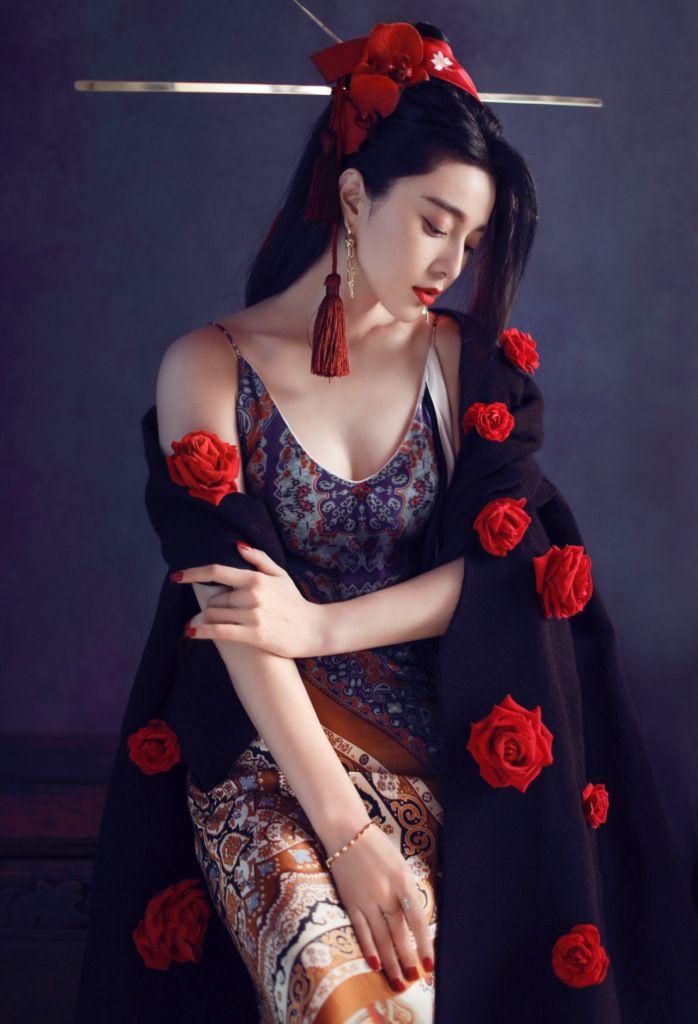 「The Editorials」范冰冰 X Harper's Bazaar China October 2016 – Mr. 布雷蕭