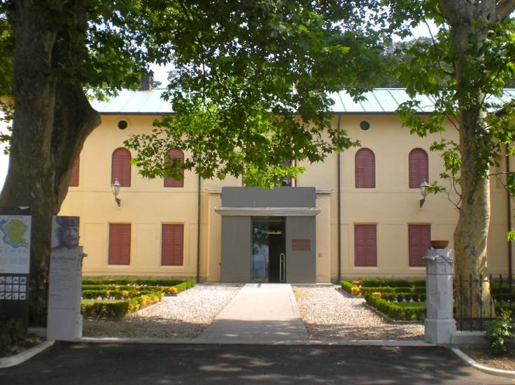 Scuderie del Castello di Miramare, Trieste