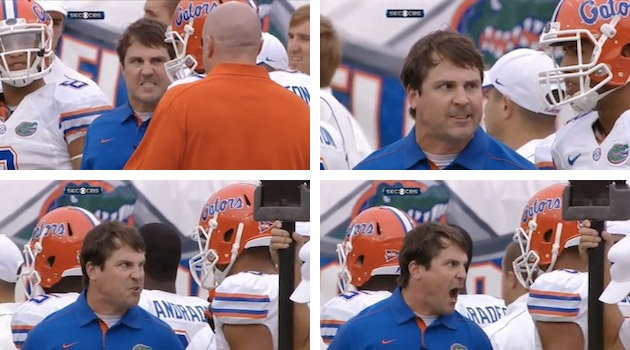 Will Muschamp's wife, Carol, is an angry kickboxer (Video)