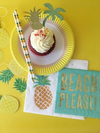 beach please party