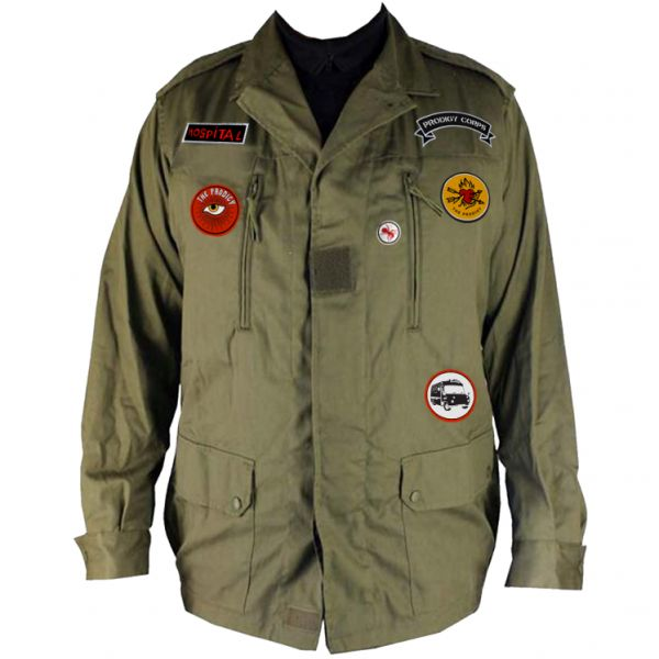 Army Surplus Jacket — The prodigy official store #prodigy #jacket