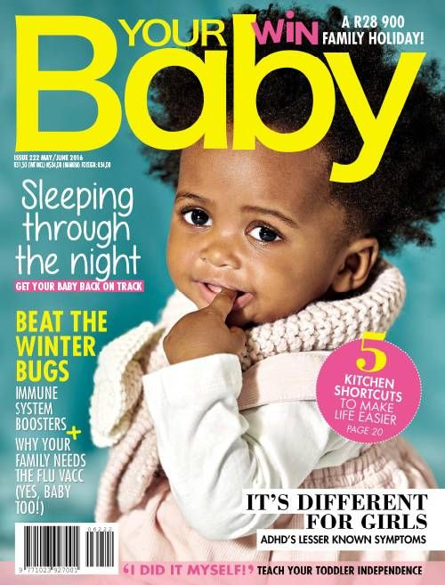 Your Baby | May/June 2016