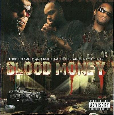 Lord Infamous - Blood Money