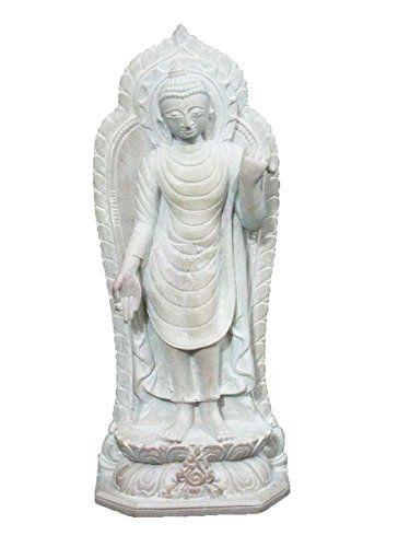 Yoga Gift- Standing Gandhar Buddha in Varada Mudra Gorara... https://www.amazon.ca/dp/B00SUWCO2C/ref=cm_sw_r_pi_dp_x_va18xbFS90PAH