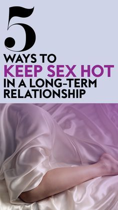 The honeymoon phase doesn't actually need to end. #SexTips #KeepingSexExciting #SexandRelationships