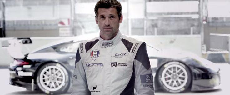 patrick dempsey | Le Mans 24h: Patrick Dempsey is ready | TopCar