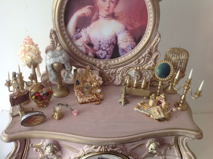 Close up of my jewellery box. Marie AntoinetteClose ... & 43 best Marie Antoinette images on Pinterest | Marie antoinette ... Aboutintivar.Com