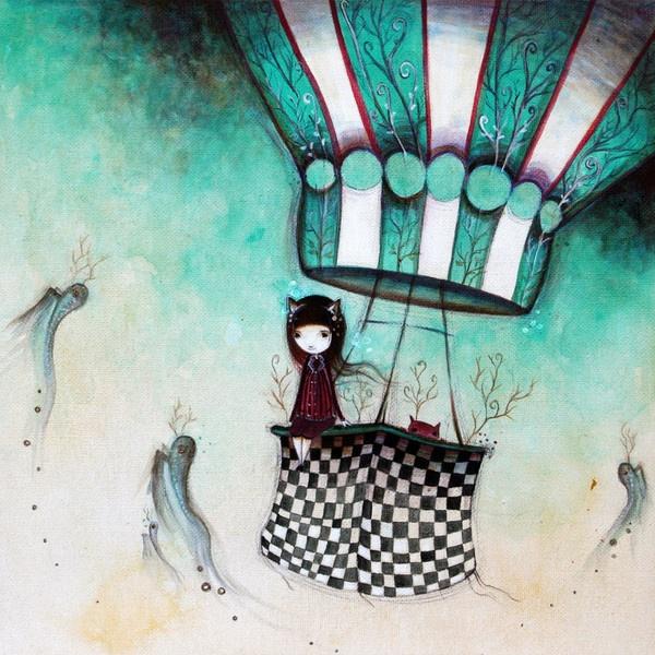 ellie and the strange butterflies - jehanne weyman