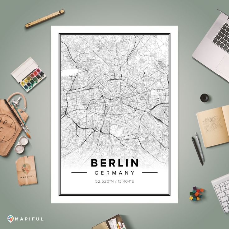 9 best BERLIN images on Pinterest | Deutschland, Poster und Berlin kunst
