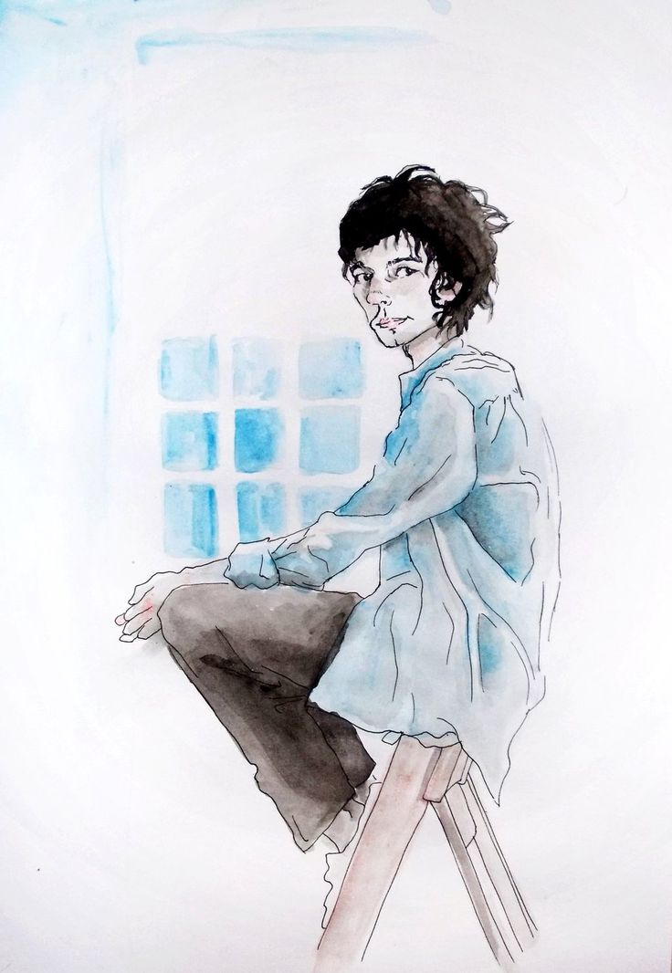 Ben Whishaw 2 Painting by Sunao17 on DeviantArt