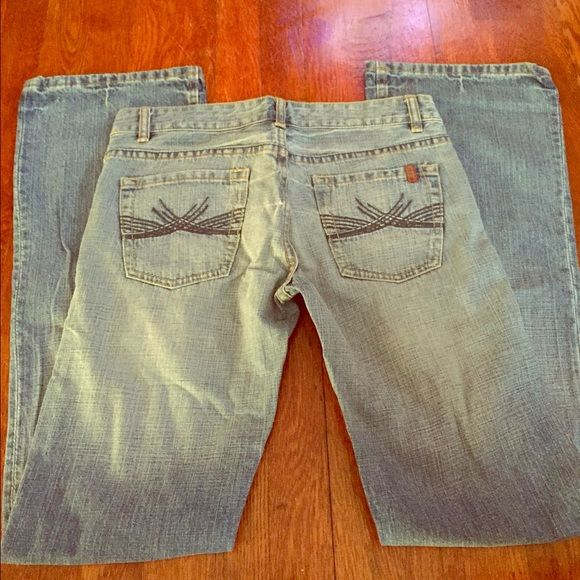 Buffalo Jeans - Buffalo flare leg jean