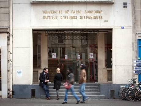 French Universities crisis