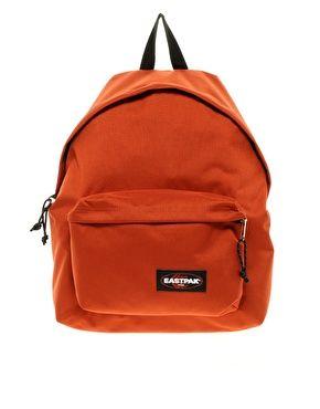 Orange eastpak
