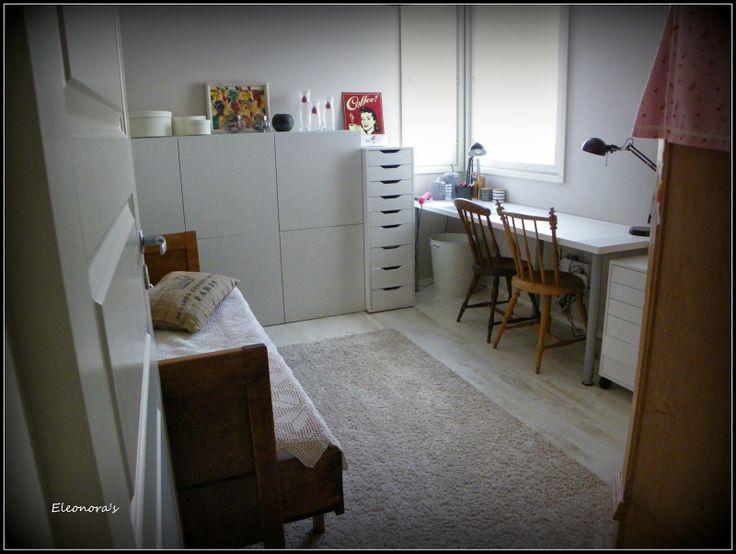 Askarteluhuoneeni- my craft room