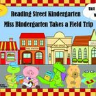 The Reading Street Kindergarten series continues with Unit 1 Week 4 which features Miss Bindergarten Takes a Field Trip With Kindergarten by Josep...