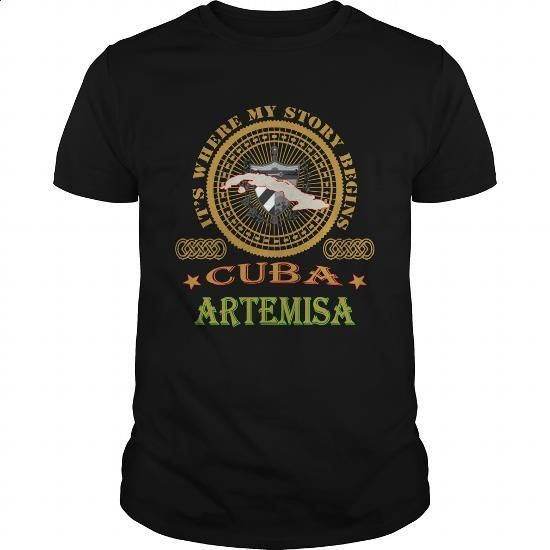 Artemisa-Cuba - #men #sweatshirts for women. ORDER NOW => https://www.sunfrog.com/LifeStyle/Artemisa-Cuba-Black-Guys.html?60505