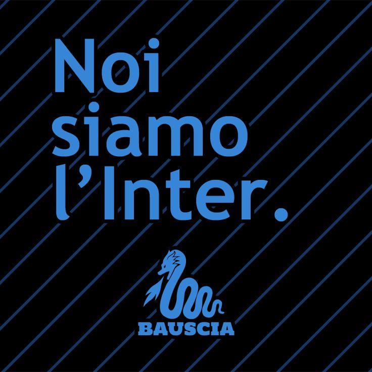 Noi siamo l'Inter  www.bauscia.it