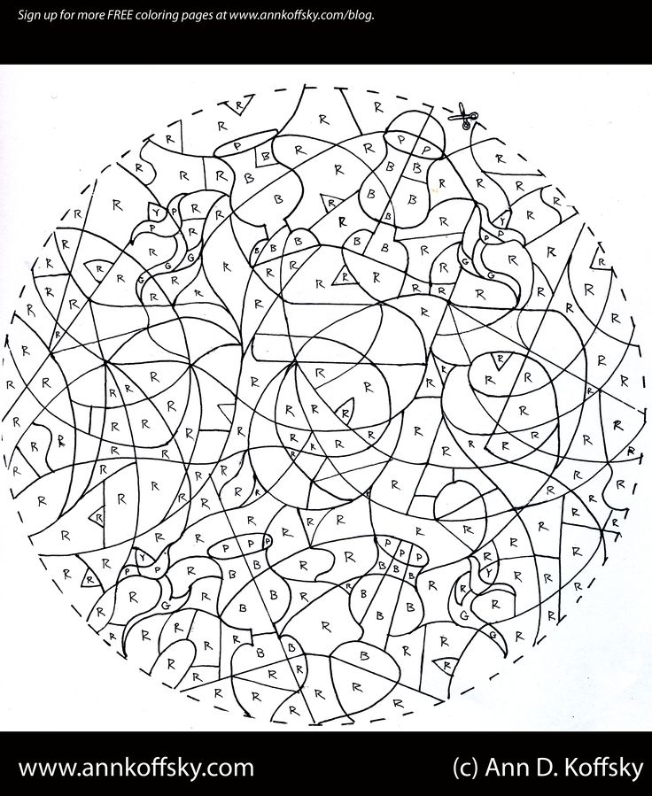 A Color By Number For The Jewish Holiday Of Passover Coloring Pages KidsPrintable