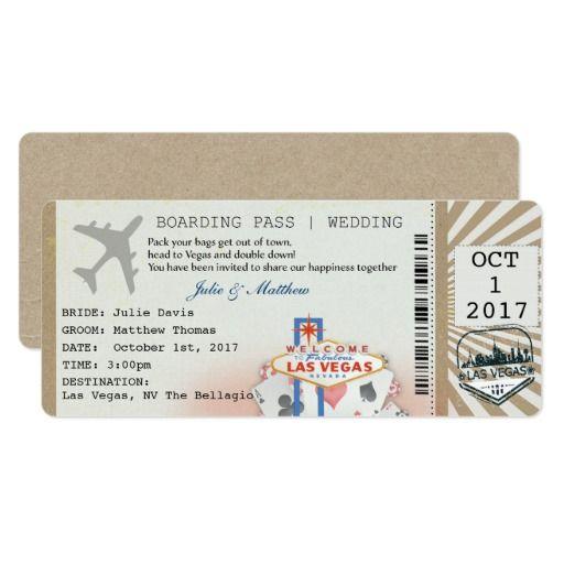 307 best las vegas wedding invitations images on pinterest for Las vegas elvis wedding invitations