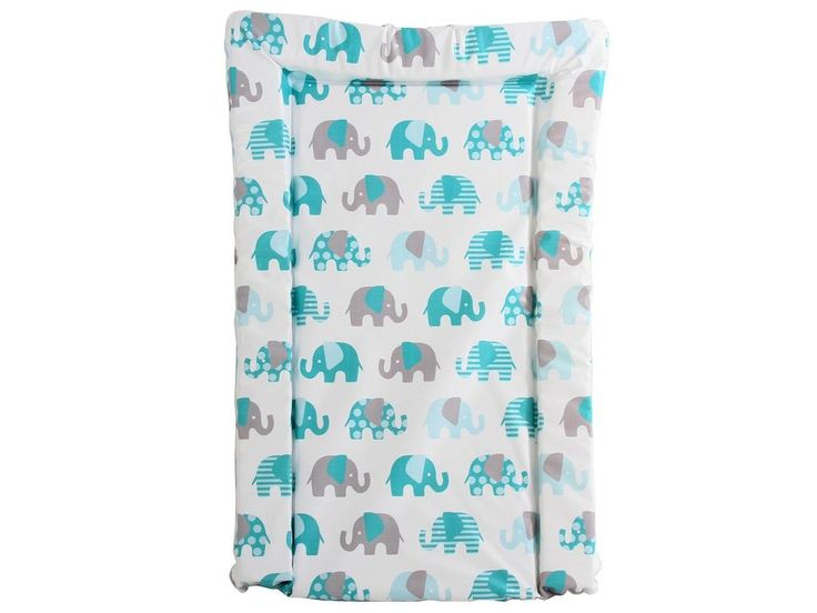 My Babiie Billie Faiers Nelly the Elephant Change Mat in Turquoise