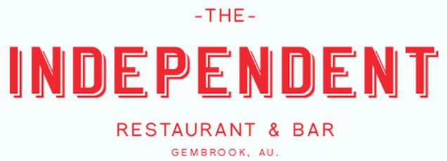 The Independent Restaurant - Puffing Billy line