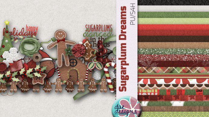 Sugarplum Dreams by Dae Designs