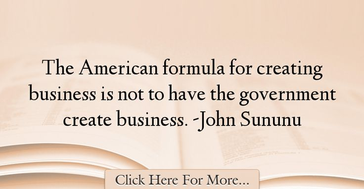 John Sununu Quotes About Government - 30575