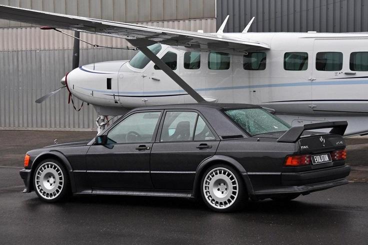 Mercedes Benz 190E Cosworth Evo