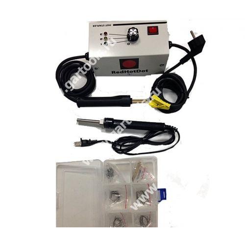 Набор для ремонта автопластиков RedHotDot <b>HOT STAPLER</b> 2 ...