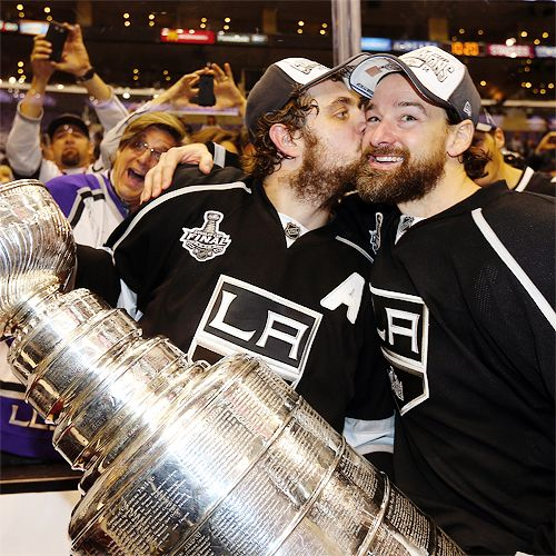 Los Angeles Kings, Stanley Cup champions: Sights from the ice (Gallery)