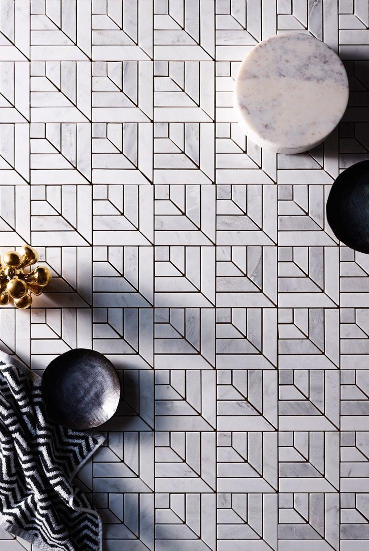 Greg Natale Marmo tiles