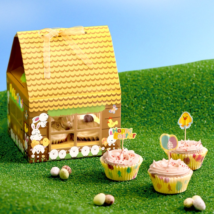 cake box |Poundland #poundlandeaster
