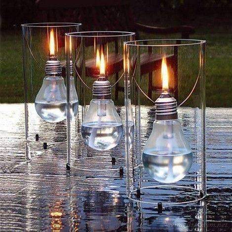 Ampulden Işık Kaynağı Tasarımı