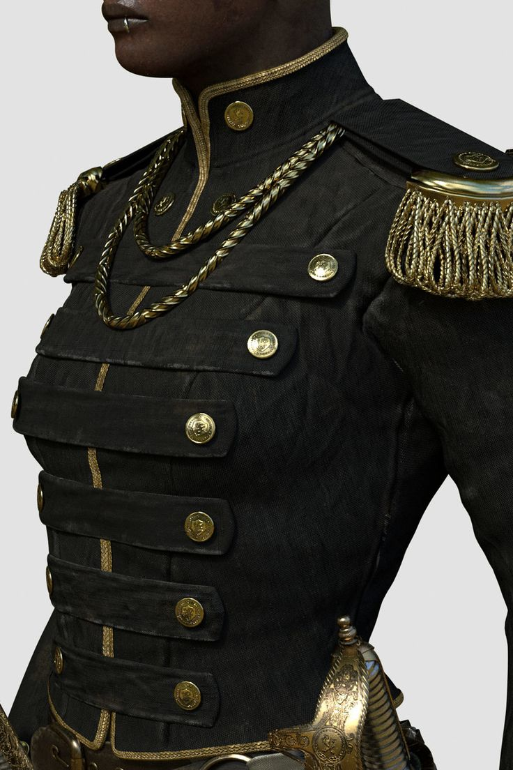 Victorian Guard Uniform Turnaround! Textures created with the amazing Quixel Suite, rendered in Maya with Mental Ray.