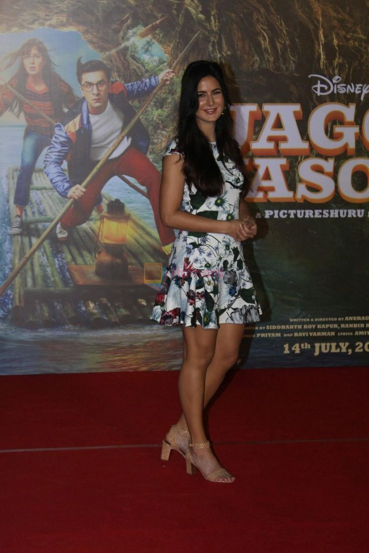 Ranbir kapoor on jagga jasoos i katrina kaif anurag basu have worked very hard on it the indian express - Katrina Kaif At 2nd Song Launch Of Film Jagga Jasoos On 9th June 2017 Katrina