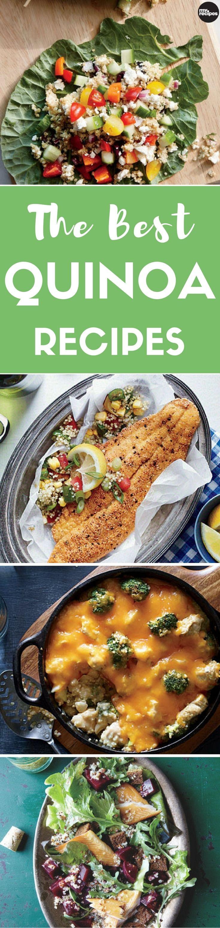 Our Best Quinoa Recipes