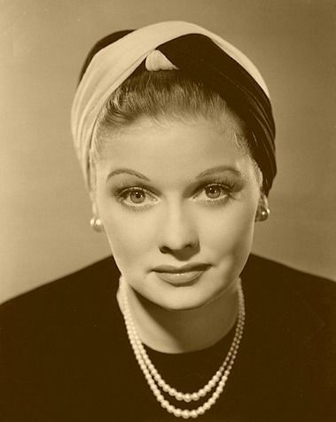 Lucille Ball 1941 - I really like this picture of Lucy, no glamour or glitz. Just Lucy, beautiful.