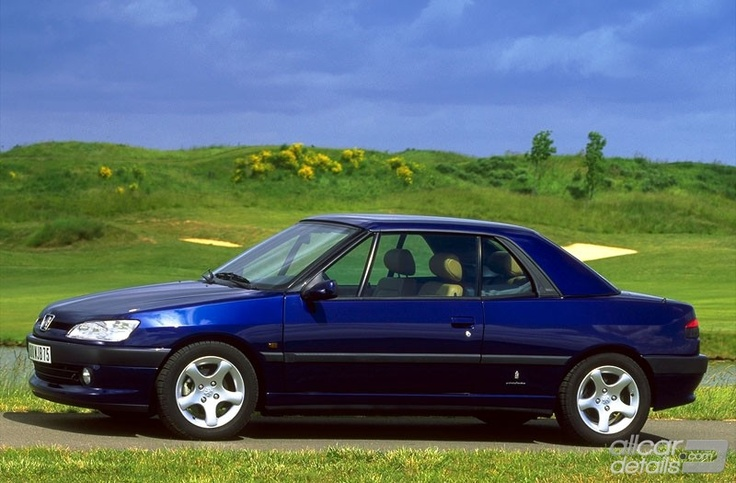 Peugeot 306 Cabriolet With Hard Top Peugeot Pinterest