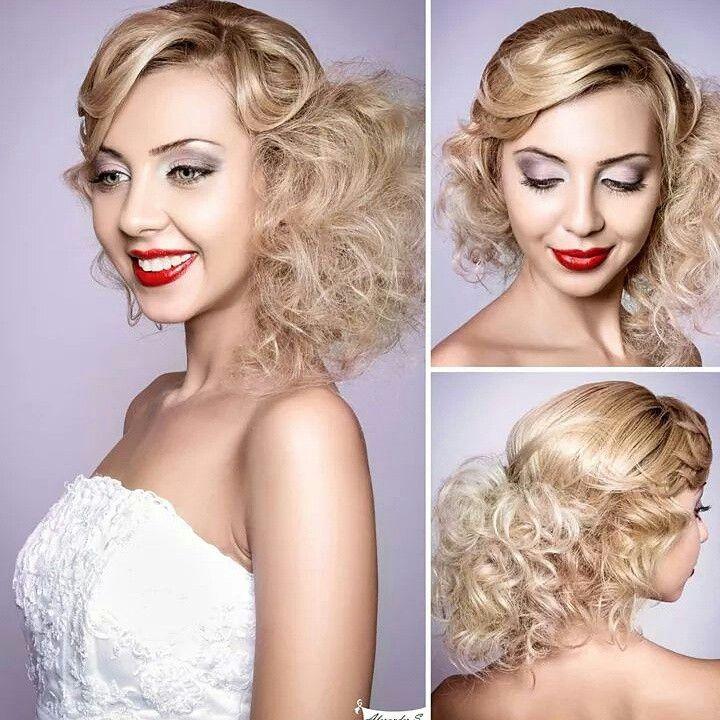 #Crazy #Hairstyle #Bride